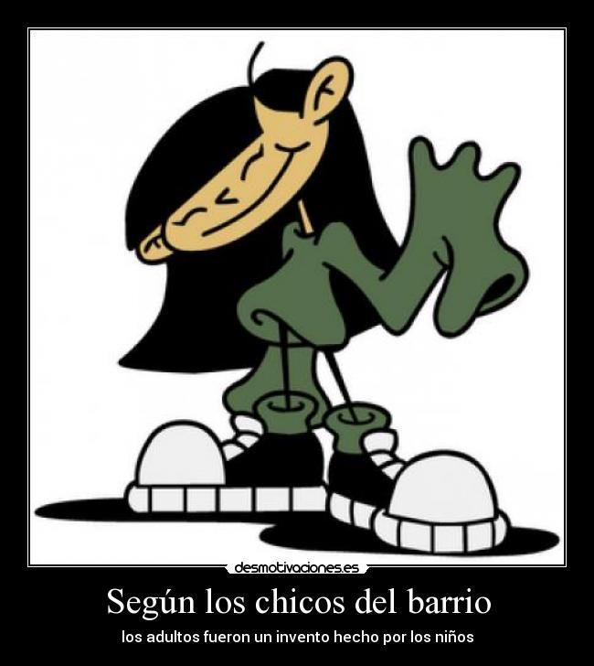 Chicos Del Barrio Online - 243240