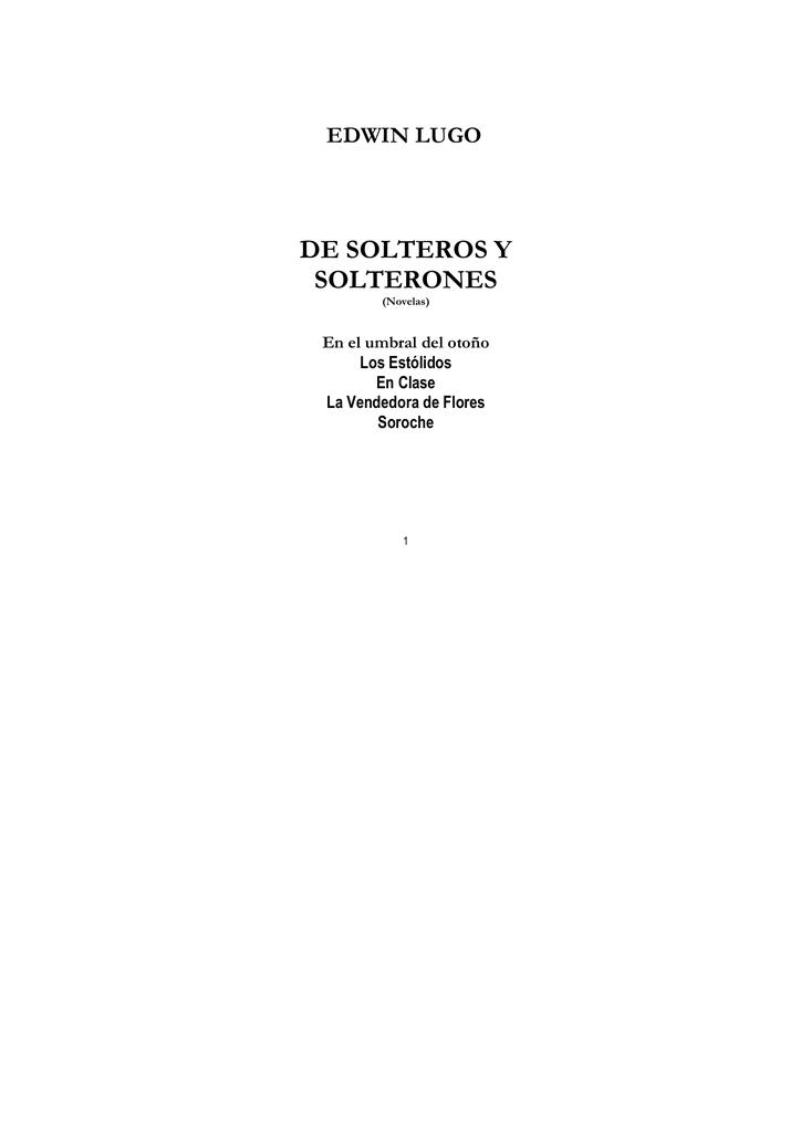 Solteros - 77717
