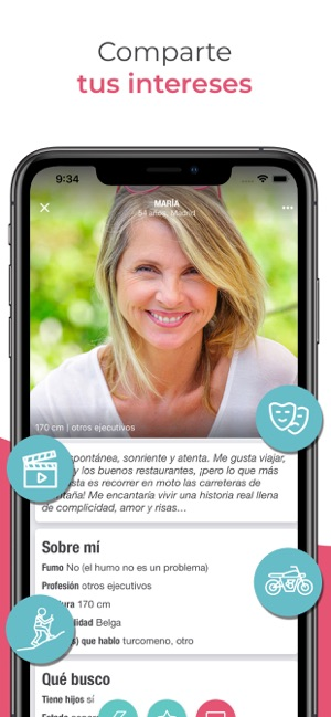 Aplicacion Conocer Gente - 761231