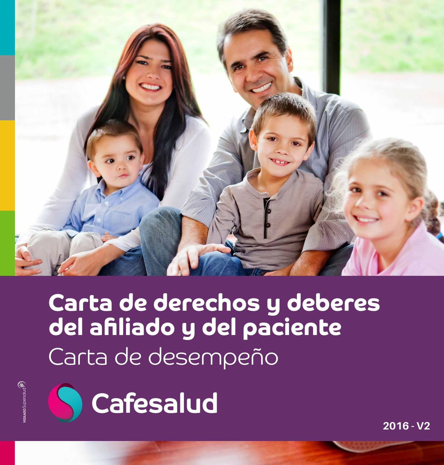 Cafesalud Eps Citas - 230612
